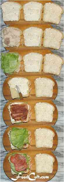 Clubhouse Sandwich Method