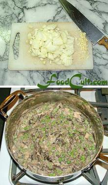 Tuna Casserole method photos